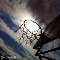 The Universe is open to all those that work hard to achieve their dreams.  Streetball is the heart and soul of the game.
