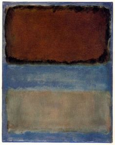 Daily Rothko 1968 Mark Rothko, Rothko Art, Art Eras, Barnett Newman, Colour Field, Abstract Painters, Abstract Art, New York Art, National Gallery Of Art