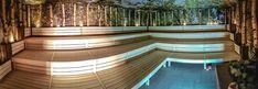Aquapalace Praha Čestlice - Malá finská sauna Praha, Valance Curtains, Spa, Home Decor, Decoration Home, Room Decor, Home Interior Design, Valence Curtains, Home Decoration