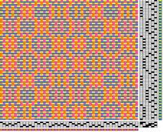 overshot circles based on Bertha Gray Hayes pattern