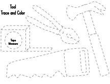 really good tracing worksheets…