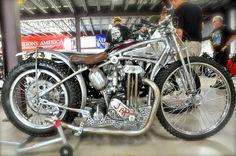 1936 Rudge 500 4 valve speedway