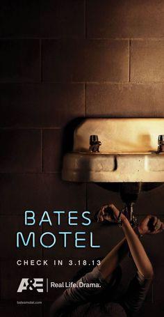 #BatesMotel (A) season 1 poster