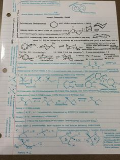 Post with 79 views. Organic notes my friend takes. My Friend, Physics Questions, Chemistry Notes, Organic Chemistry, Study Notes, Study Motivation, Study Tips, College Life, Handwriting