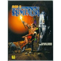 Toutain. Zinco. Den. Richard Corben. 05. Elementos.