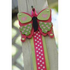 Little Butterfly Bow Holder