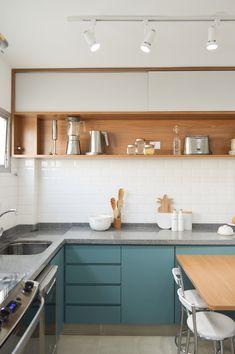 Minimalist Home Interior .Minimalist Home Interior Diy Kitchen, Kitchen Dining, Kitchen Decor, Kitchen Cabinets, Kitchen Furniture, Kitchen Interior, Interior Modern, Interior Design, Cocina Art Deco