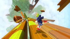 Sonic Lost World was originally the first part of a 3 game Sonic exclusivity deal with Nintendo (the other games being Sonic and Mario at the Sochi 2014 Olympics and Sonic Boom)