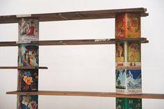 Biscuit Box Shelf