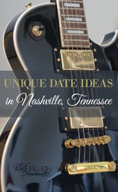 In an incredible city like Nashville there are so many original date ideas to explore and experience with your spouse or better half. via @AFHomemaker