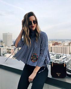 Michelle Take Aim, Zara Shirt