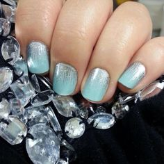 Are you ready to look like #Elsa? Our nail wraps are just what you need to have your own #frozen #manicure! Get yours at www.lindsayn.jamberrynails.net