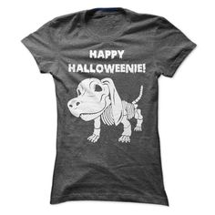 Happy Halloweenie! For Dachshund Owners this Halloween!