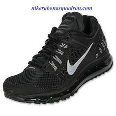 save off d2122 ee98c See more. Nike Air Max 2013 Womens Black Sport Grey Reflect Silver 555363  001 Nike Heels, Sneakers