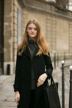 Paris Couture Street Style - Best Street Style Pictures   Teen Vogue