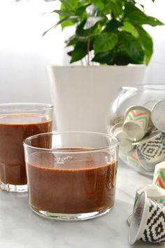 Simple comme un smoothie café cacao