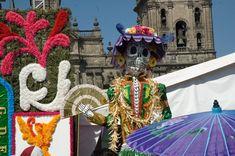 Dis de los Muertos across Mexico