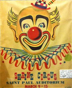 circus coming to the Twin Cities was one of the high points of the year growing up