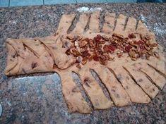 Rosca de páscoa - Benjamim Abrahão (Maria) - Culinária-Receitas - Mauro Rebelo