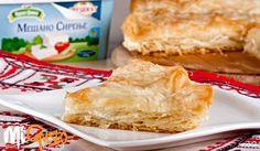 Бурек со сирење Macedonian Food, Dairy, Cheese, Tea, Kitchens, High Tea, Teas