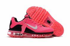 hot sale online e0f2d a79d1 air max femme pas cher noir air max 2017 ultra rose et noir Nike Shoes Cheap
