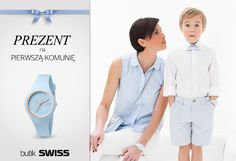 Szukasz idealnego prezentu na komunię? W butiku SWISS znajdziesz cudowną kolekcję zegarków dla dzieci.Zapraszamy!