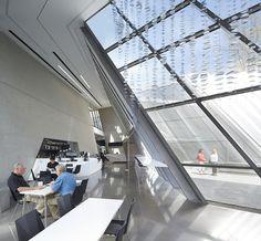 Zaha Hadid Architects | Eli & Edythe Broad Art Museum