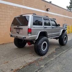 Jeep Xj Lift, Jeep Xj Mods, Jeep Wj, Jeep Wrangler Rubicon, Jeep Truck, 4x4 Trucks, Jeep Cherokee Bumpers, Lifted Jeep Cherokee, Cherokee Sport