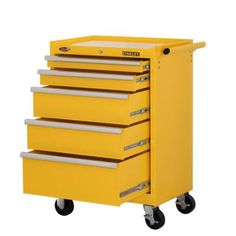 Stanley 10 Drawer Tool Chest Top Box Rolling Bottom