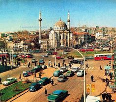 1965 Aksaray Meydanı / İstanbul