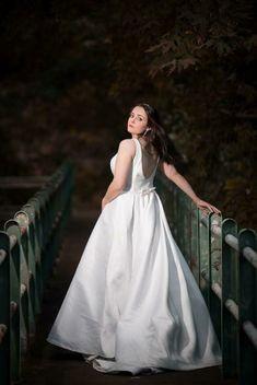 One Shoulder Wedding Dress, Brides, White Dress, Wedding Dresses, Fashion, White Dress Outfit, Bride Dresses, Moda, Bridal Wedding Dresses