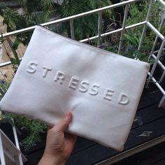 *stressed is desserts spelled backwards
