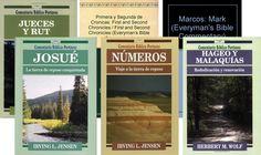 Comentario Bíblico Portavoz por $30.000 solo al llevar el pack (6 libros) 1. Números 2. Josué 3. Jueces y Rut 4. Primera y Segunda de Crónicas 5. Hageo y Malaquías 6. Marcos