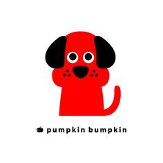 Dog, pumpkin bumpkin