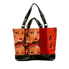 Hot Lips Day Pack Brown now featured on Fab.
