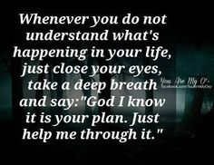 Lord please help me through this horrible timing and place in my life I call a nightmare.