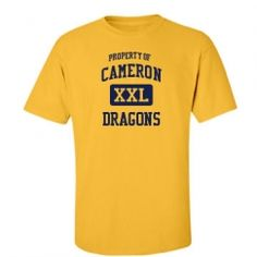 Cameron High School - Cameron, WV | Men's T-Shirts Start at $21.97