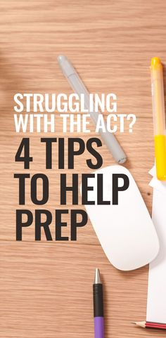 """These tips are GREAT! Different from your usual """"study tips for the ACT."""" Must read! Act Test Prep, Test Preparation, Act Tips And Tricks, College Test, College Life, Act Study, Study Tips For Students, Professional School, College Supplies"""