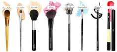 what each brush is for