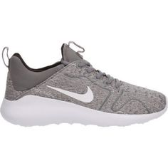 Nike Women s Kaishi 2.0 Woven Shoes (Cool Grey White Black f919e937f