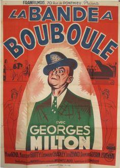 """Anonymous, c 1931, french movie: """"La bande à Bouboule""""."""