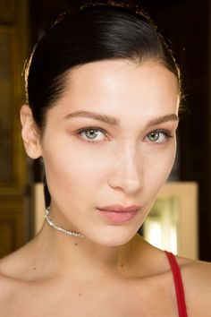 """A minimal, natural-looking beauty with a focus on glowing skin has been trending for more seasons than we can count, but for autumn/winter 2017 the look has evolved into something more sophisticated and nuanced. Whilst in previous seasons we've heard words like """"raw"""" and """"bare"""" backstage, this season was all about those finishing touches that make for a flawless, subtly groomed appearance. Look to [link…"""