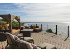 A mountain top property with completely unobstructed views of the ultra exclusive Malibu beach and Pacific Ocean. Malibu, CA Coldwell Banker Residential Brokerage $24,950,000