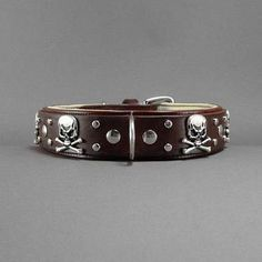 Leather Collars & Leashes From California Collar Co. #pets