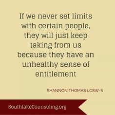 FACT!  Beware of the leaches! ~ Southlakecounseling.org