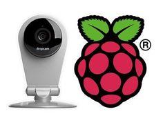Raspberry Pi Dropbox Alternative and Webcam CCTV