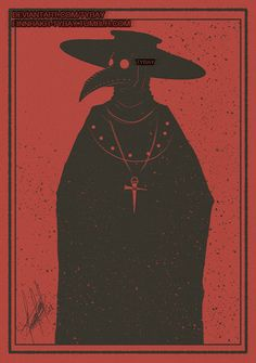 Scurvy by Tybay Plague Mask, Plague Doctor Mask, Medieval Plague Doctor, Plauge Doctor, Arte Obscura, Bild Tattoos, Creepy Art, Horror Art, Art Inspo