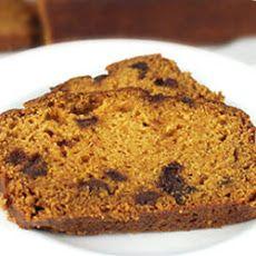 Chocolate Chip Pumpkin Bread V Recipe