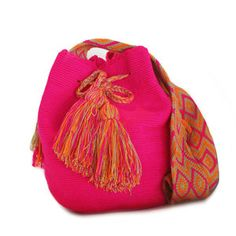 Rosa Wayuu Mochila Bag, $149, now featured on Fab.