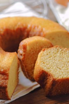 Elvis Presley's Favorite Whipping Cream Pound Cake Recipe
